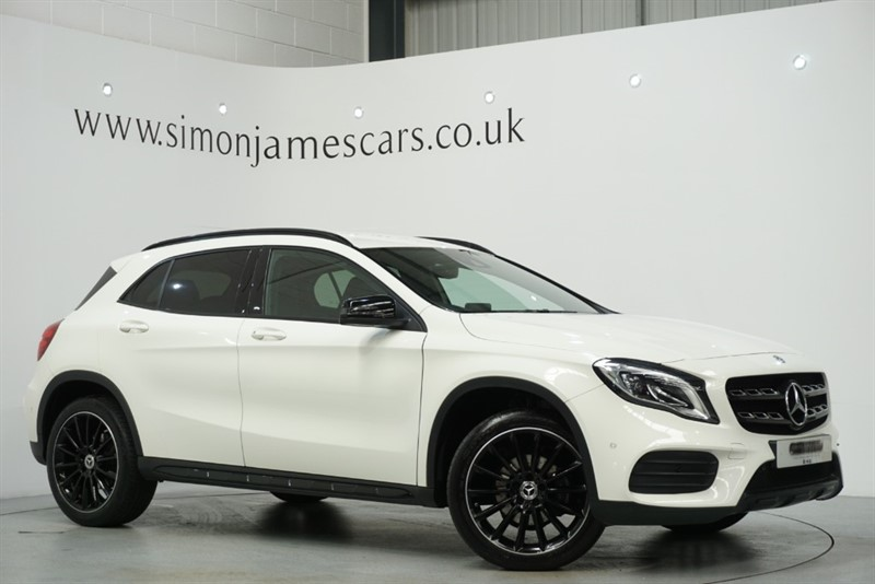used Mercedes GLA200 AMG LINE PREMIUM in derbyshire