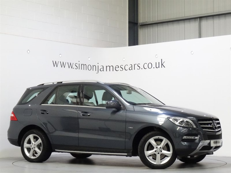 used Mercedes ML250 SPECIAL EDITION in derbyshire