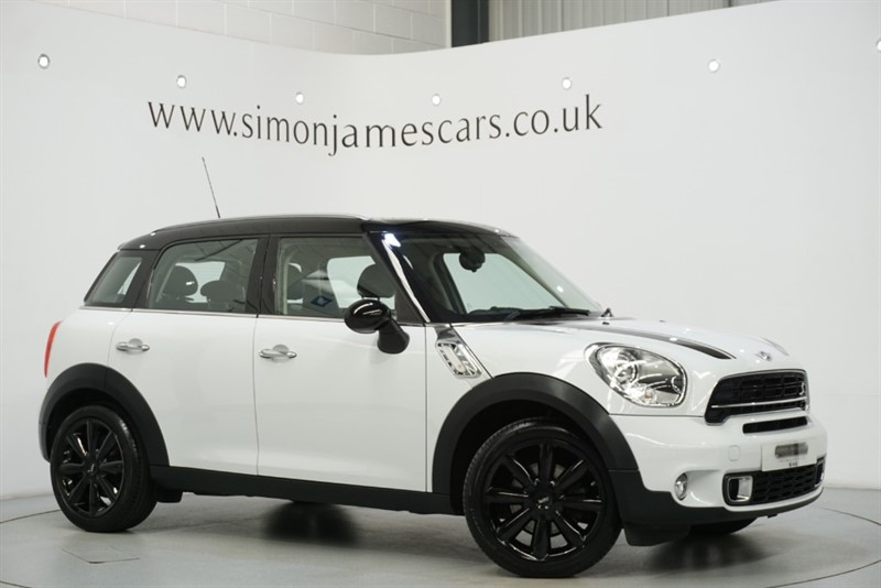 used MINI Countryman COOPER SD in derbyshire