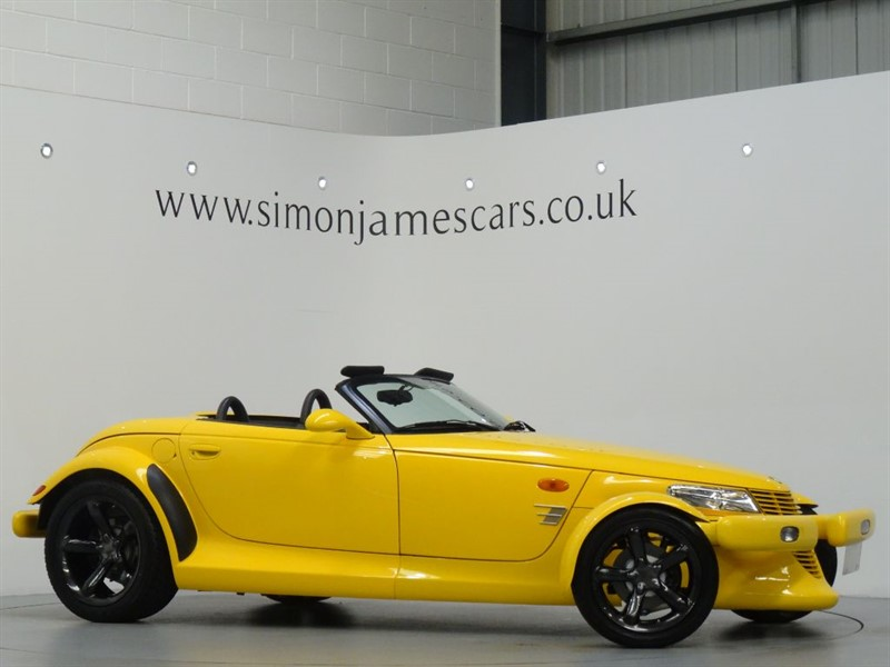 used Plymouth  PROWLER  in derbyshire
