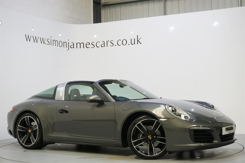 used Porsche 911 TARGA 4 PDK in derbyshire