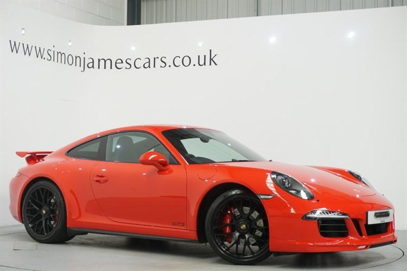 used Porsche 911 CARRERA GTS PDK in derbyshire
