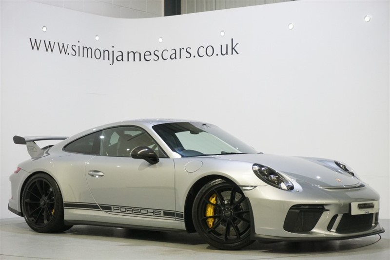 used Porsche 911 GT3 in derbyshire