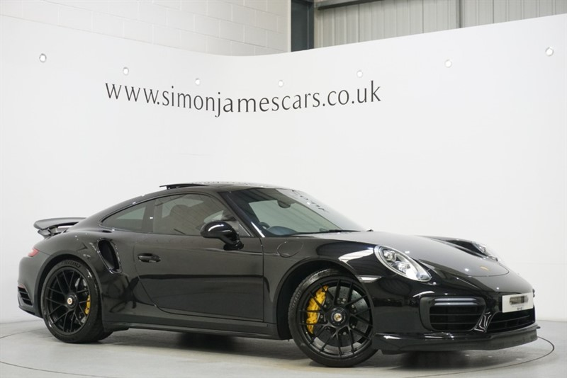 used Porsche 911 TURBO S PDK in derbyshire