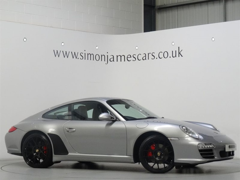 used Porsche 911 CARRERA 4S in derbyshire