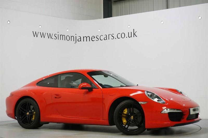 used Porsche 911 CARRERA PDK in derbyshire