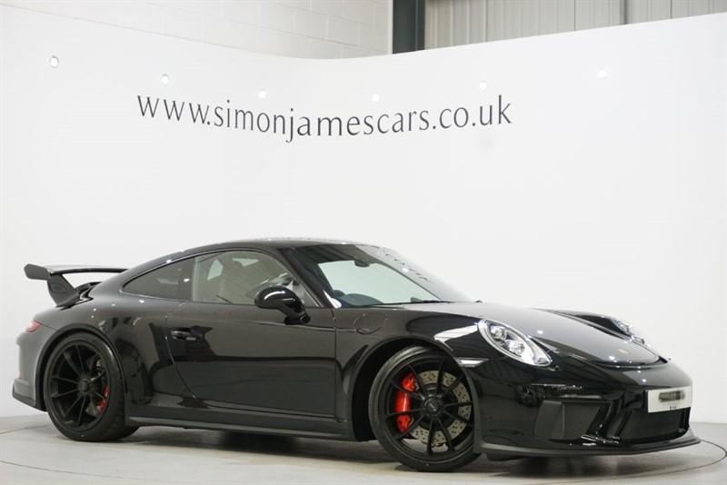 used Porsche 911 GT3 PDK in derbyshire