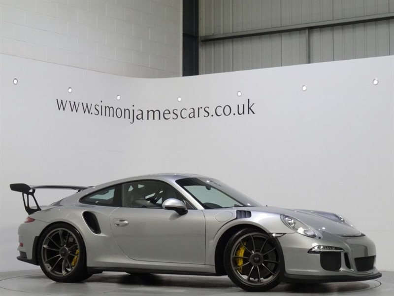 used Porsche 911 GT3 RS PDK in derbyshire