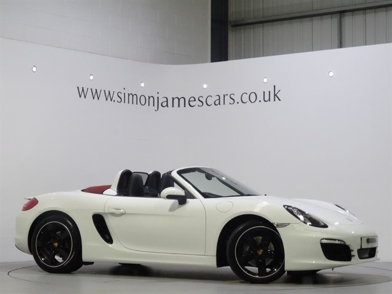 used Porsche Boxster 24V in derbyshire