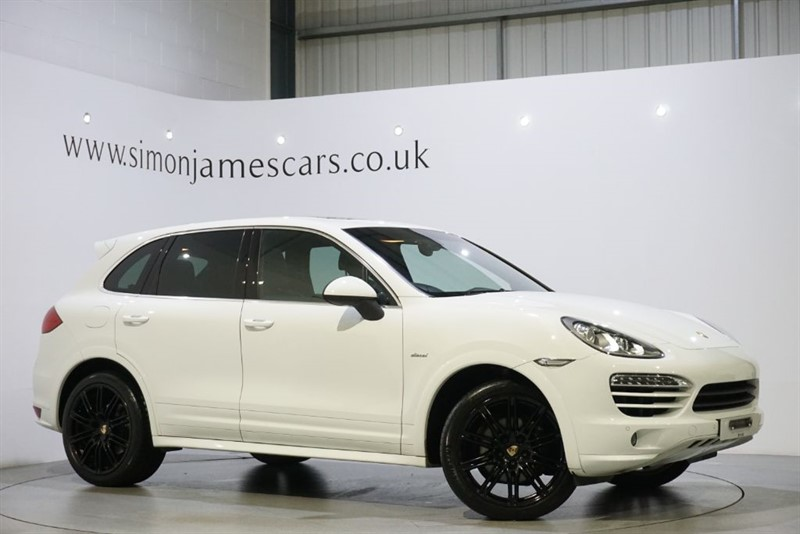 used Porsche Cayenne D V6 TIPTRONIC in derbyshire