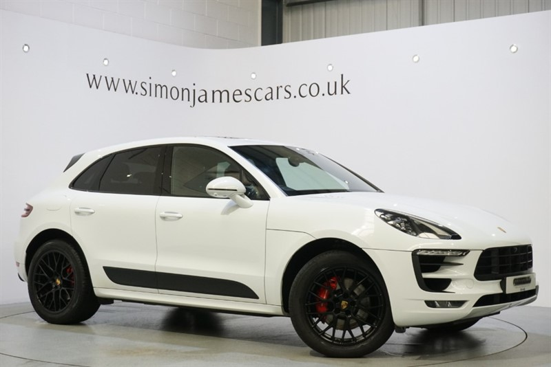 used Porsche Macan GTS PDK in derbyshire