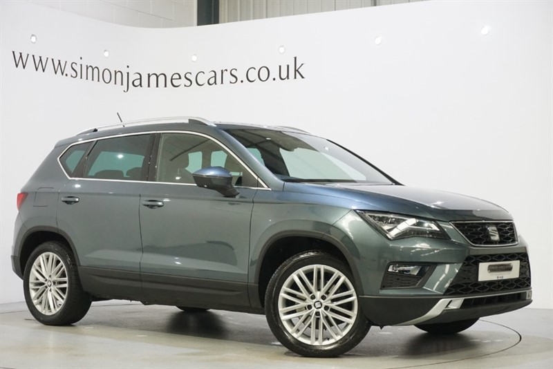 used SEAT Ateca TDI 4DRIVE XCELLENCE in derbyshire