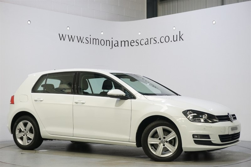used VW Golf MATCH EDITION in derbyshire