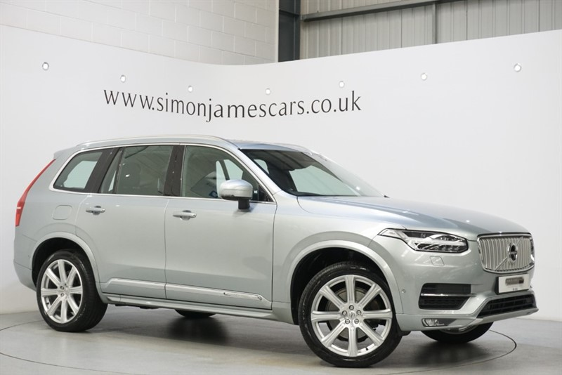 used Volvo XC90 INSCRIPTION PRO in derbyshire