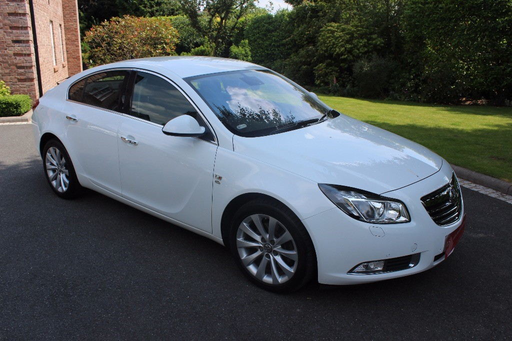 used Vauxhall Insignia ELITE CDTI in knutsford-cheshire