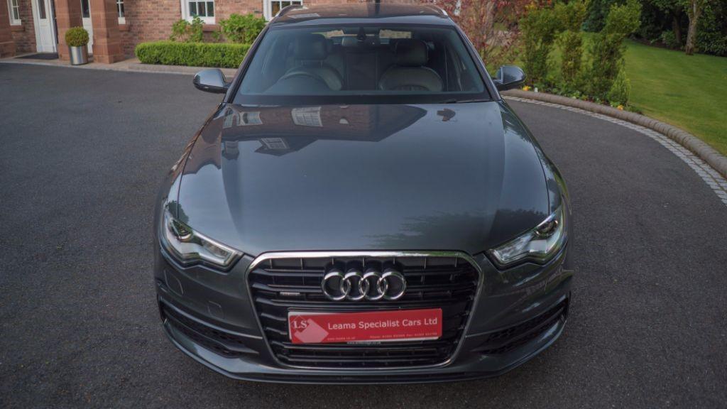 used Audi A6 Avant TDI QUATTRO S LINE in knutsford-cheshire