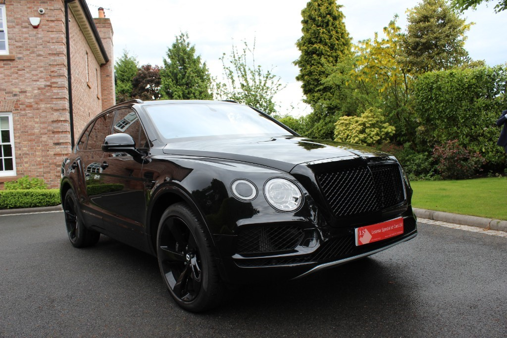 used Bentley Bentayga V8 D in knutsford-cheshire