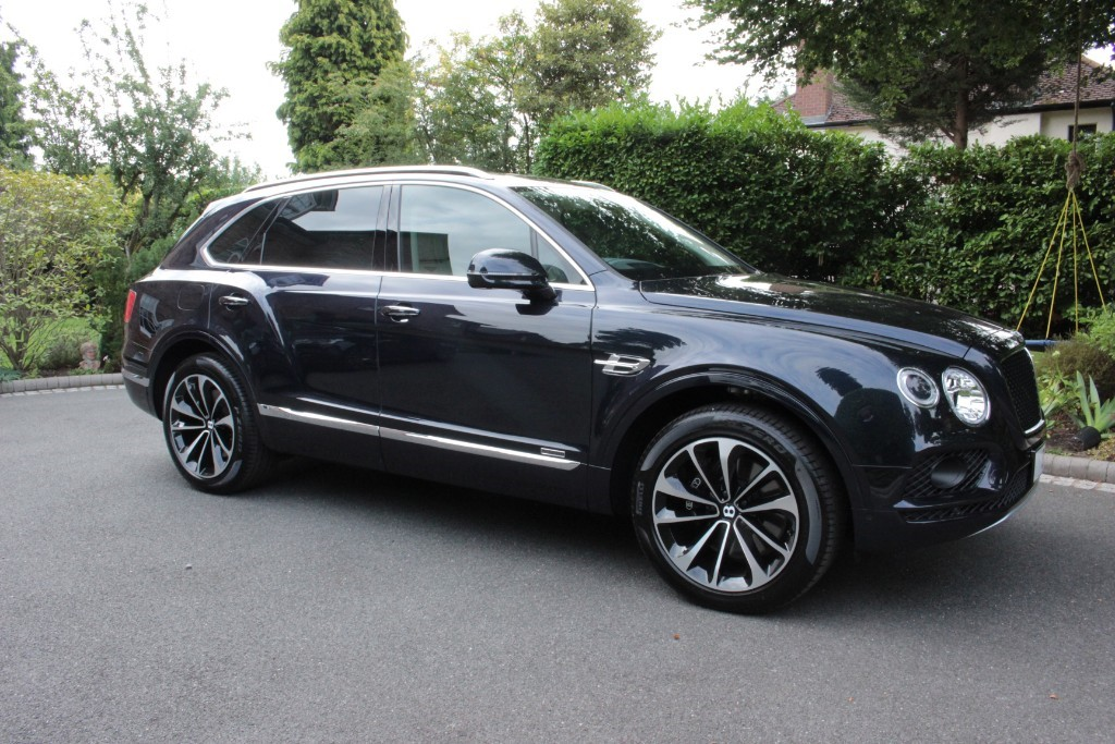 used Bentley Bentayga W12 in knutsford-cheshire