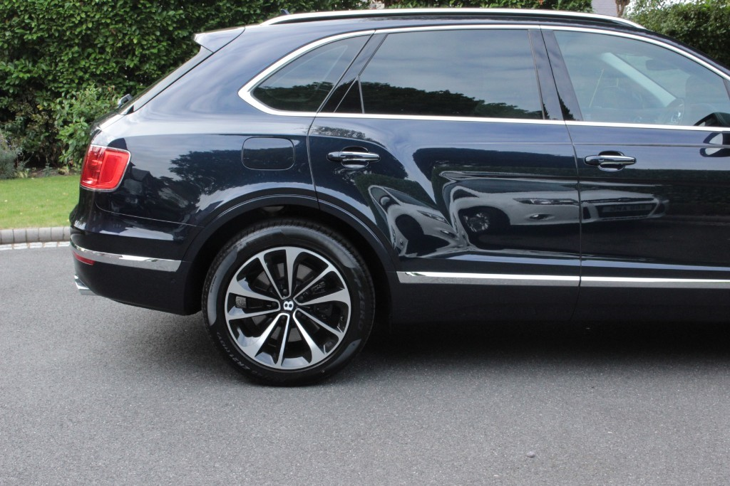 Used Bentley Bentayga For Sale Knutsford Cheshire