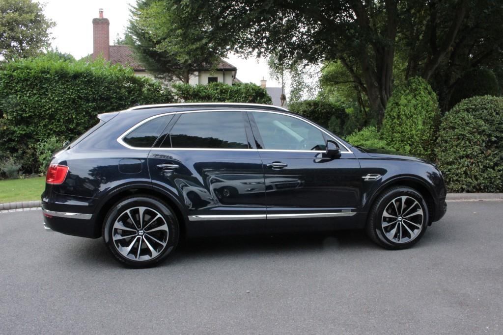 Used Bentley Bentayga For Sale Knutsford Cheshire