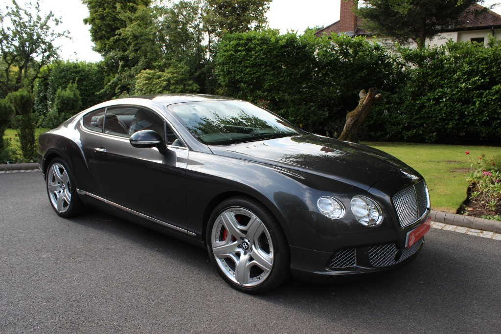 Used Bentley Continental For Sale Knutsford Cheshire