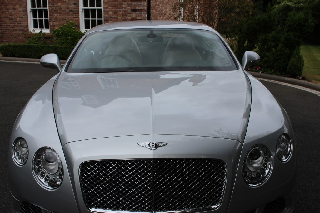 used Bentley Continental GT MDS in knutsford-cheshire