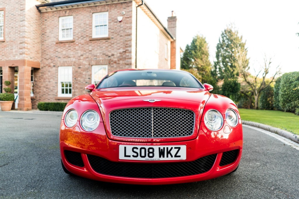 Used Bentley Continental Gt For Sale Knutsford Cheshire