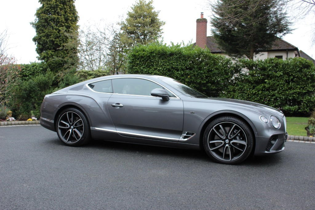 used Bentley Continental GT FIRST EDITION in knutsford-cheshire