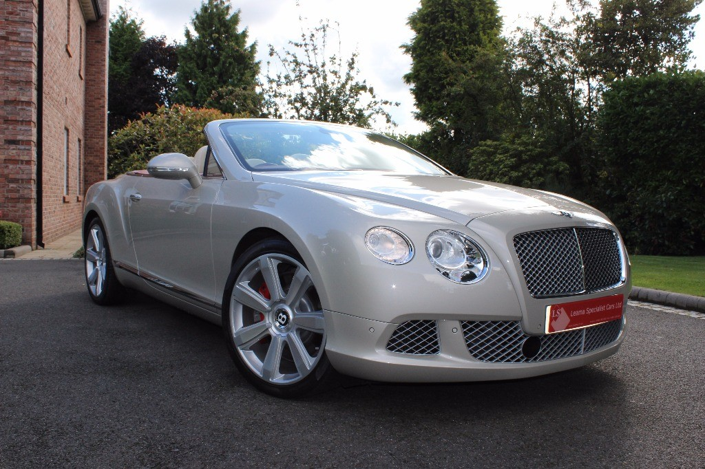 used Bentley Continental GTC 6.0 in knutsford-cheshire
