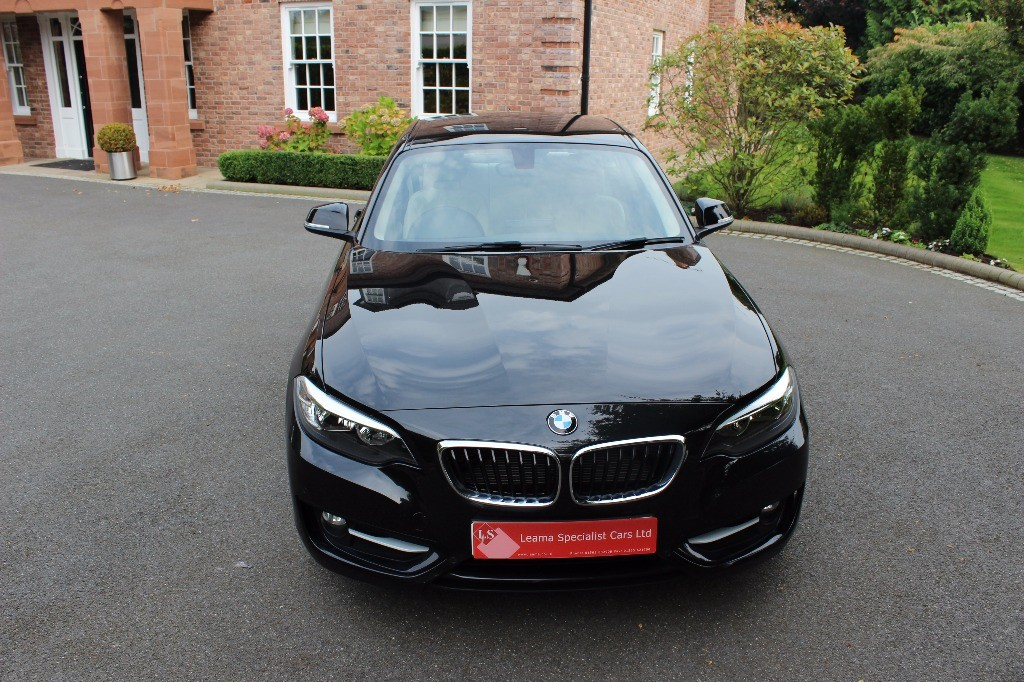 used BMW 218d SPORT in knutsford-cheshire