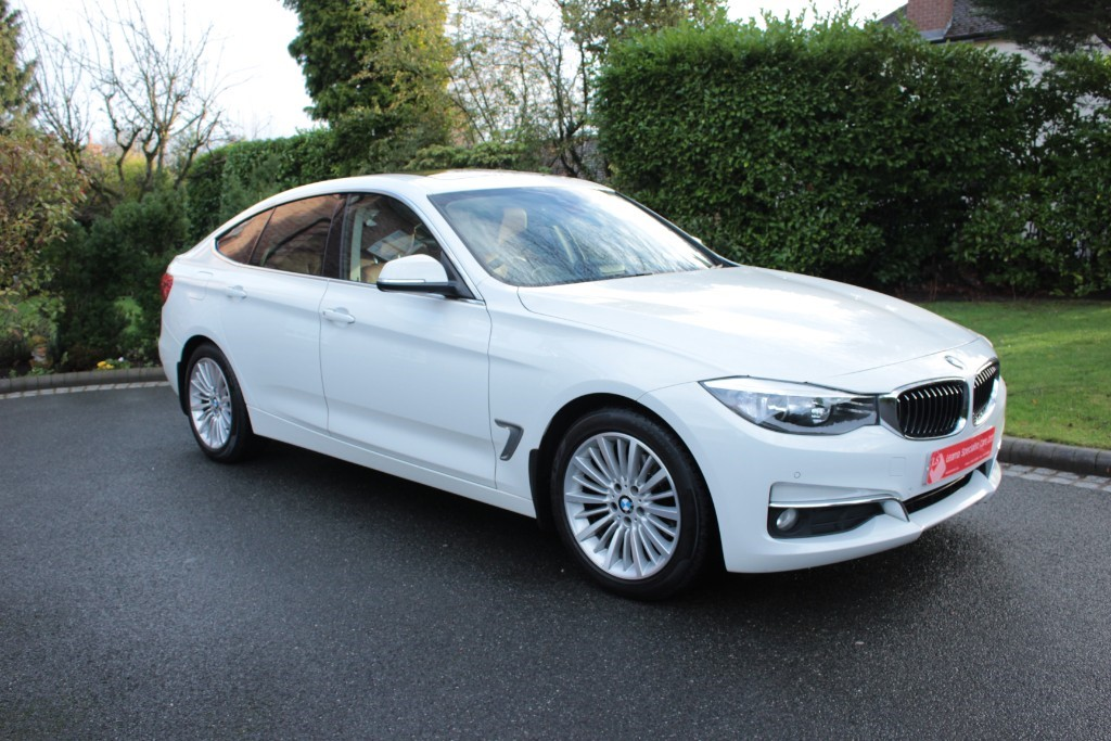 used BMW 320d Luxury GT (s/s) 5dr in knutsford-cheshire