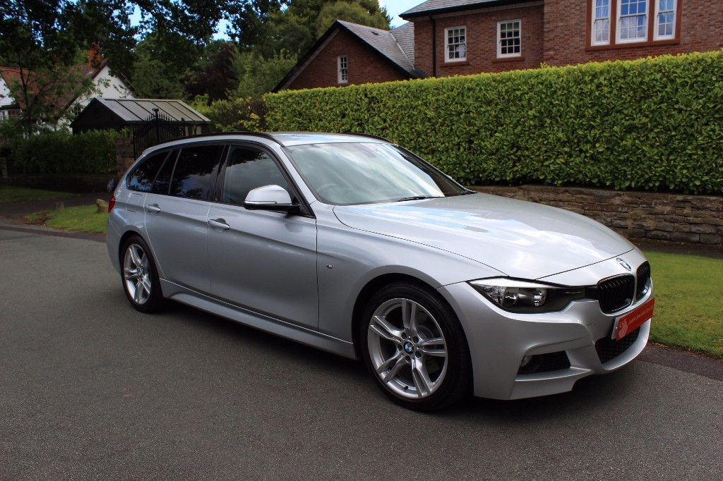 used BMW 320d M SPORT TOURING in knutsford-cheshire