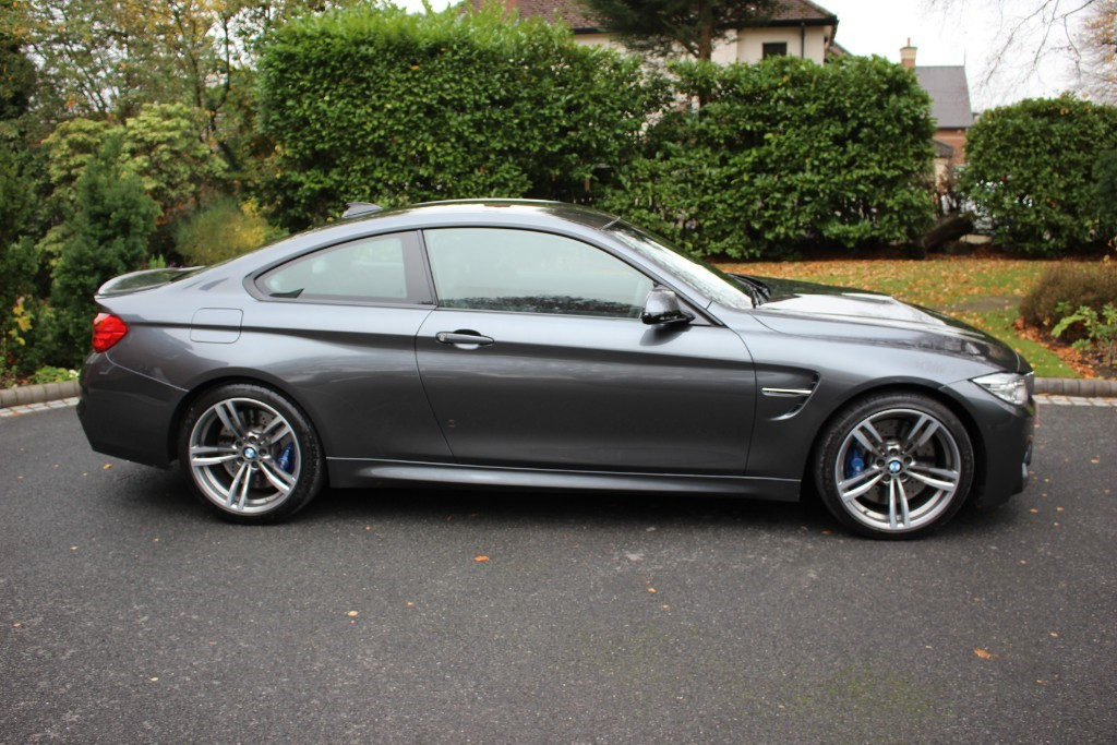 used BMW M4 BMW M4 3.0 M DCT (s/s) 2dr in knutsford-cheshire