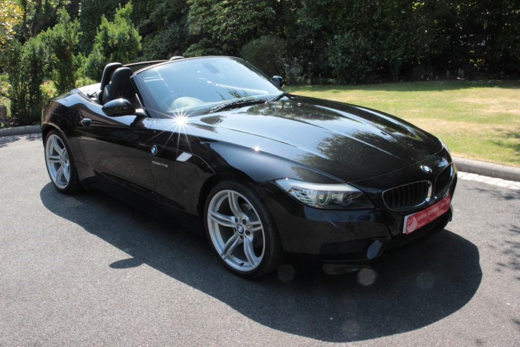 used BMW Z4 2.5 23i M Sport sDrive 2dr in knutsford-cheshire