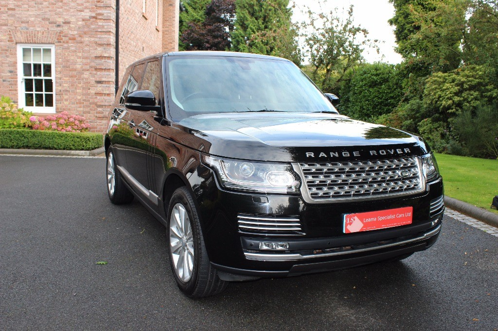 used Land Rover Range Rover TDV6 VOGUE SE in knutsford-cheshire