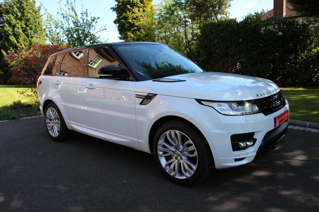 used Land Rover Range Rover Sport SDV6 AUTOBIOGRAPHY DYNAMIC in knutsford-cheshire