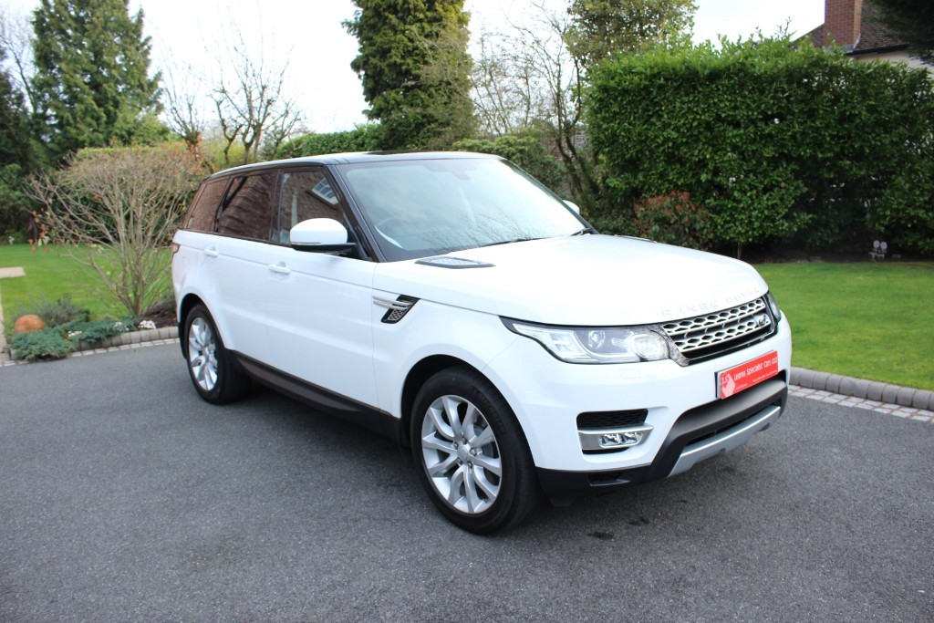used Land Rover Range Rover Sport Sport 3.0 SD V6 HSE 4X4 (s/s) 5dr in knutsford-cheshire