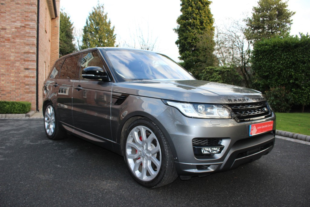 used Land Rover Range Rover Sport AUTOBIOGRAPHY DYNAMIC in knutsford-cheshire