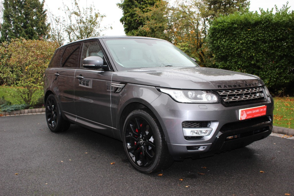 used Land Rover Range Rover Sport Rover Sport 3.0 SD V6 HSE in knutsford-cheshire