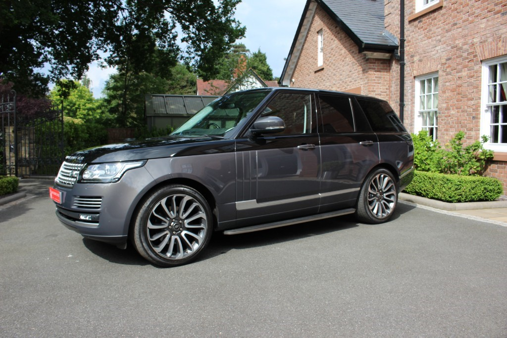 used Land Rover Range Rover 3.0 TD V6 Autobiography 4X4 in knutsford-cheshire