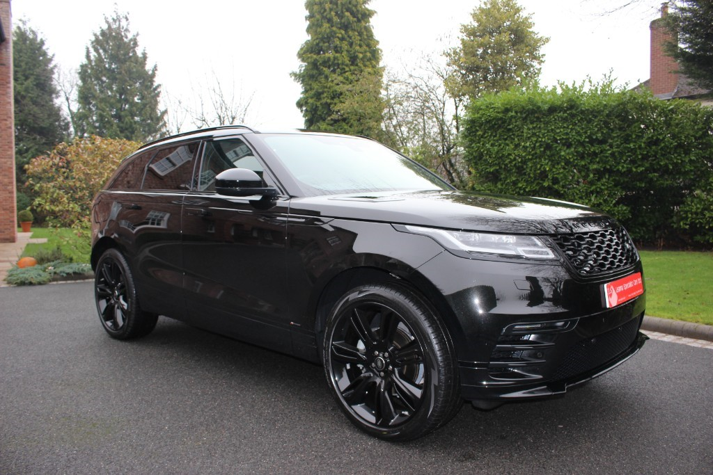 used Land Rover Range Rover Velar R Dynamic S in knutsford-cheshire