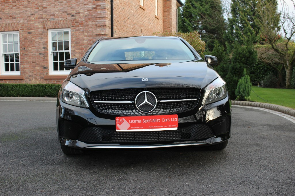 used Mercedes A180d SE EXECUTIVE in knutsford-cheshire