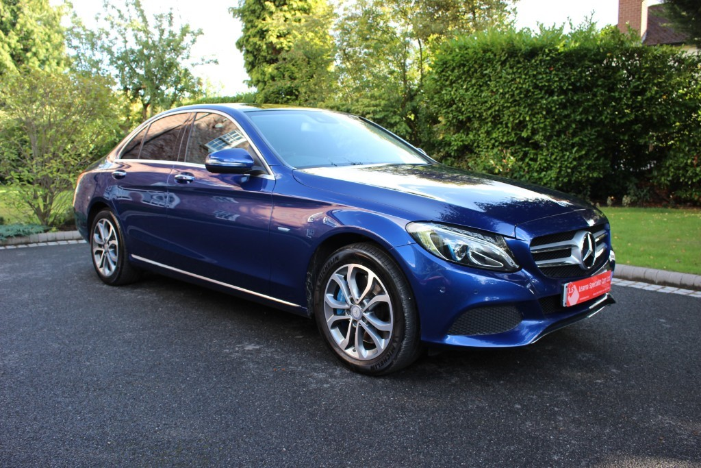 used Mercedes C350 E SPORT PREMIUM PLUS in knutsford-cheshire