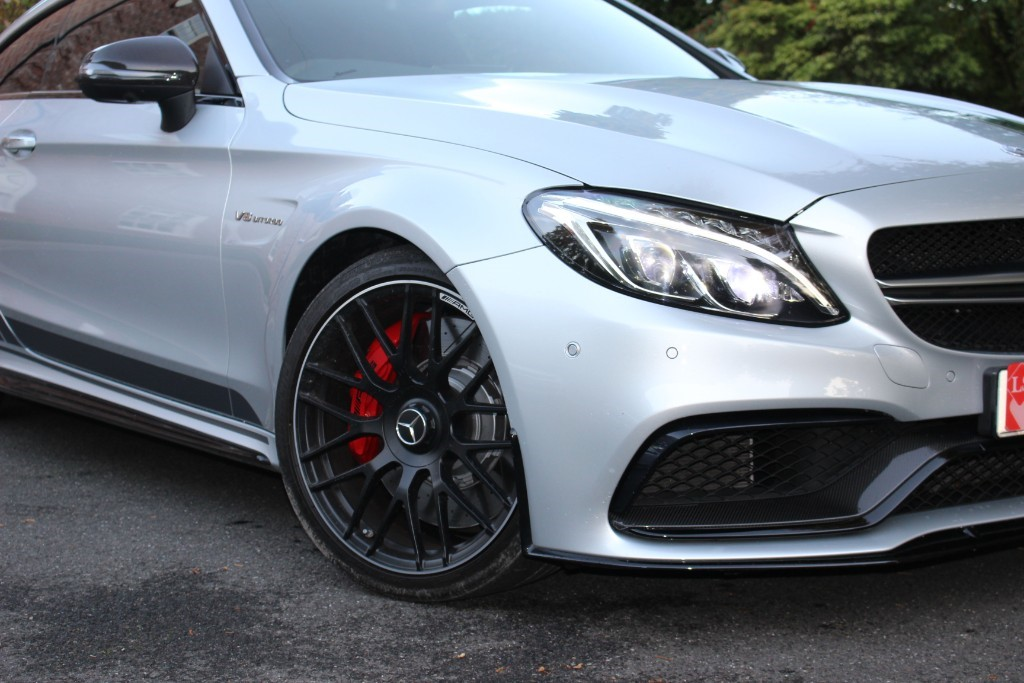used Mercedes C63 AMG C-CLASS AMG C 63 S EDITION 1 in knutsford-cheshire