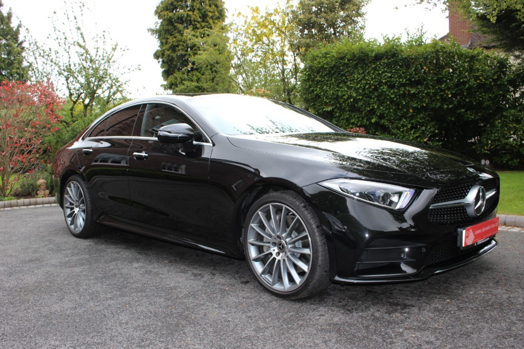 used Mercedes CLS350 D 4Matic AMG LINE PREMIUM PLUS in knutsford-cheshire