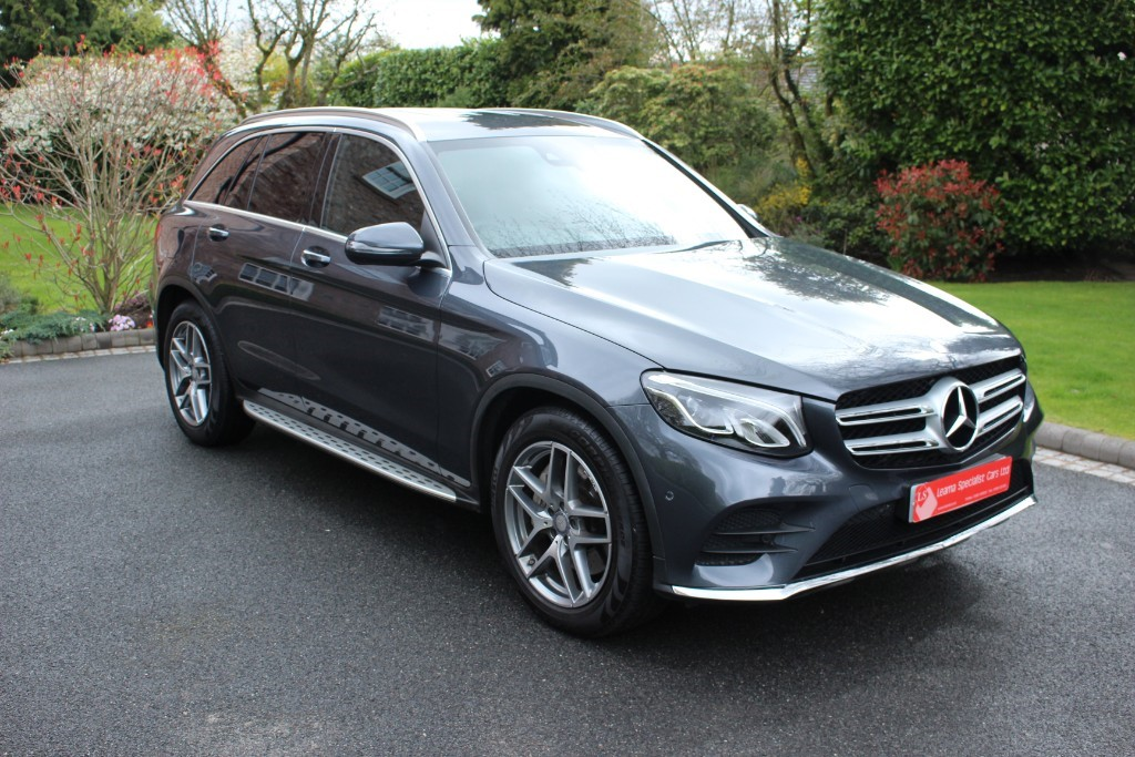 used Mercedes GLC220 AMG Line 4 Matic Auto in knutsford-cheshire