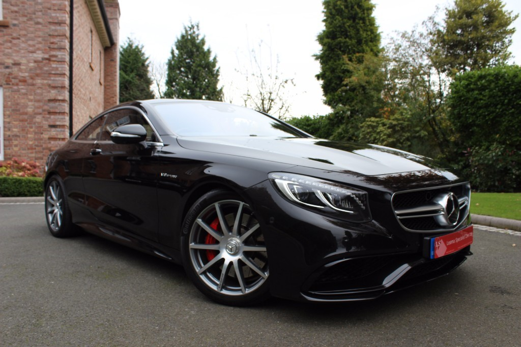 used Mercedes S63 AMG  in knutsford-cheshire