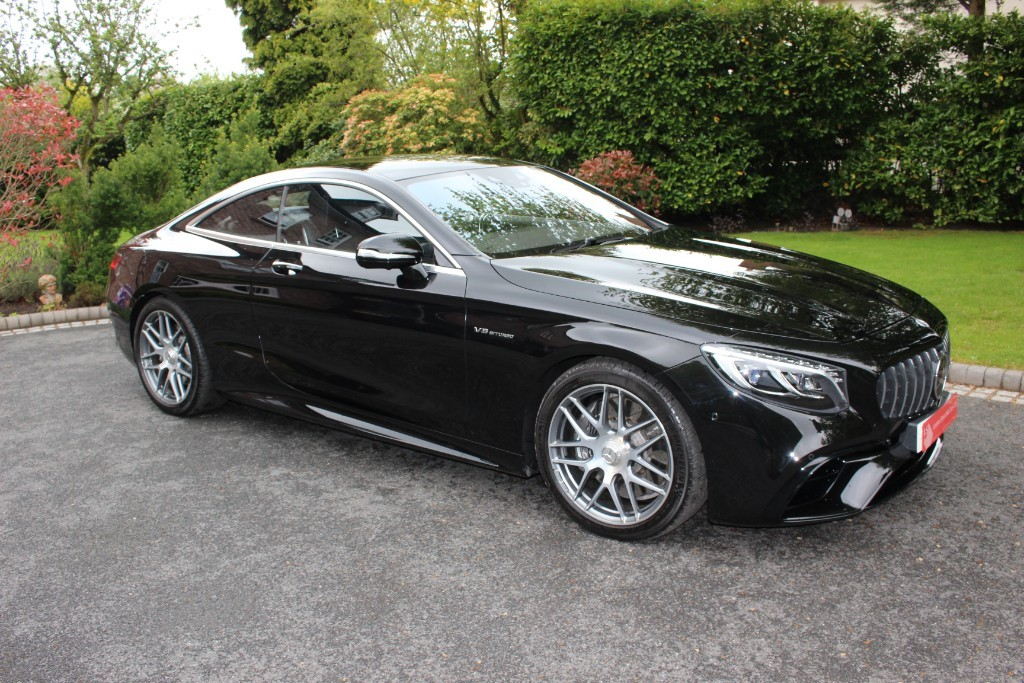 used Mercedes S63 AMG Coupe in knutsford-cheshire