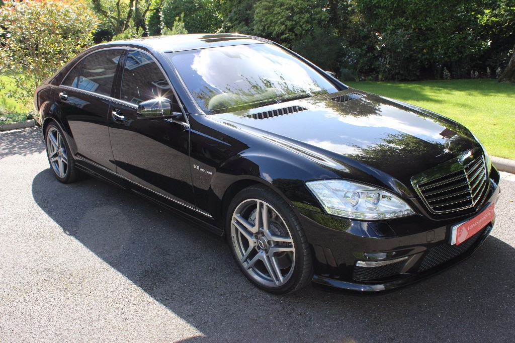 used Mercedes S63 AMG L in knutsford-cheshire