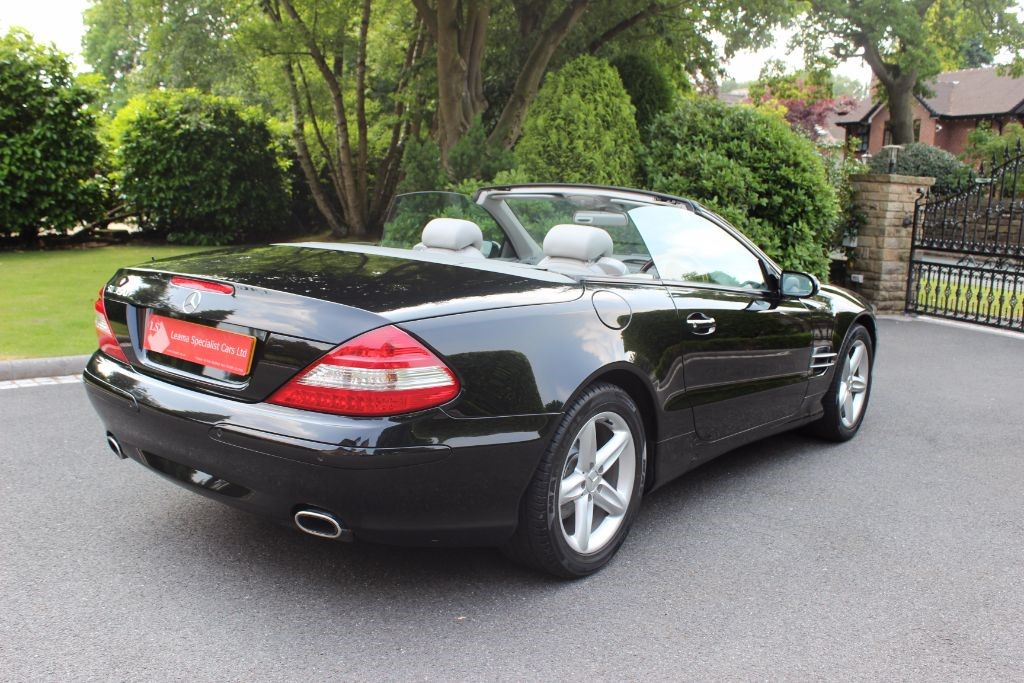 used Mercedes SL SL350 in knutsford-cheshire